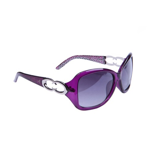 Coach Beatrice Purple Sunglasses DCD