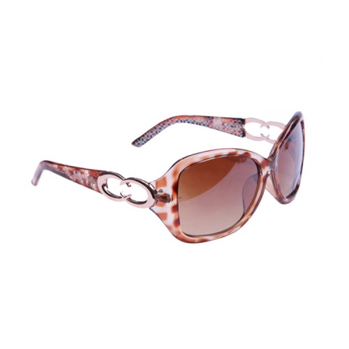 Coach Beatrice Brown Sunglasses DCE