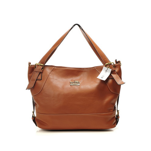 Coach City Medium Tan Totes DID