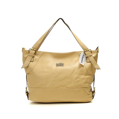 Coach City Medium Ivory Totes DIE