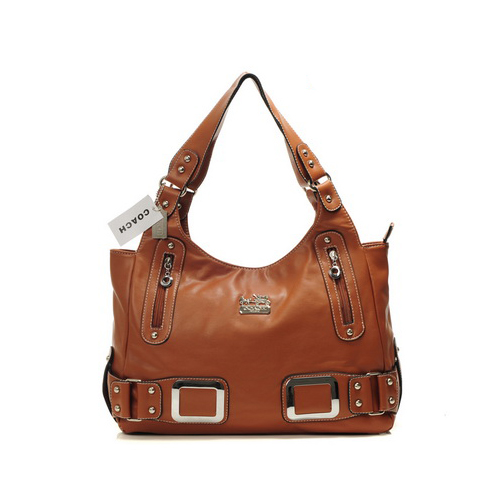 Coach Fashion Legacy Large Tan Totes DII