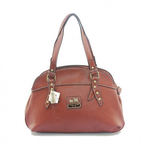 Coach Bleecker Bistro Large Brown Madison DIV