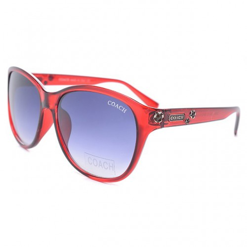 Coach Samantha Red Sunglasses DKO