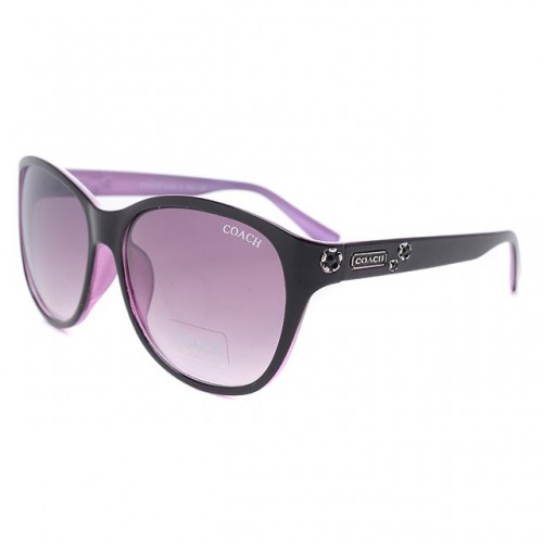 Coach Samantha Purple Sunglasses DKS