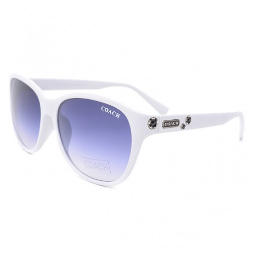 Coach Samantha White Sunglasses DKT