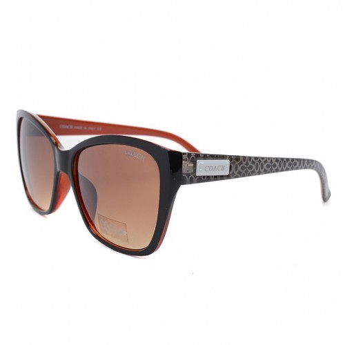 Coach Vanessa Brown Sunglasses DKW