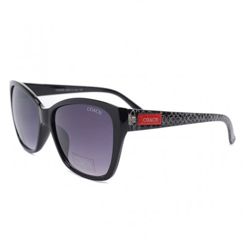 Coach Vanessa Black Sunglasses DKY