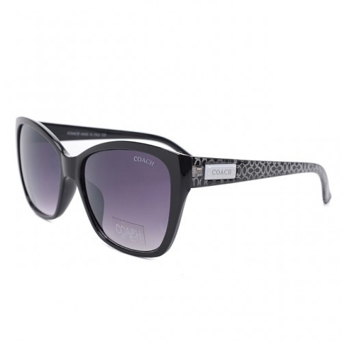 Coach Vanessa Black Sunglasses DLA