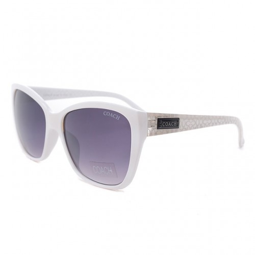 Coach Vanessa White Sunglasses DLB