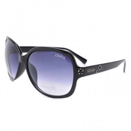 Coach Samantha Black Sunglasses DLD