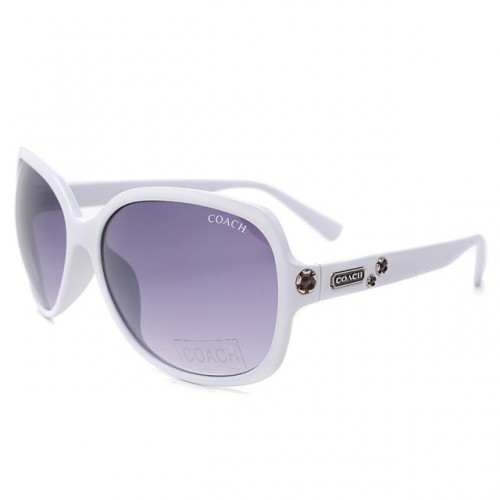 Coach Samantha White Sunglasses DLE