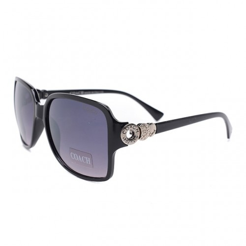 Coach Natasha Black Sunglasses DLL