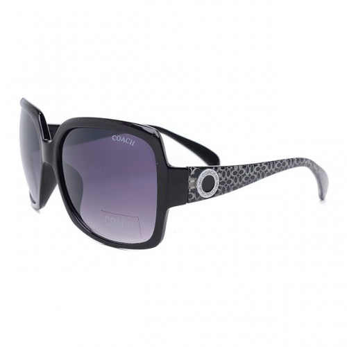 Coach Isis Black Sunglasses DLP
