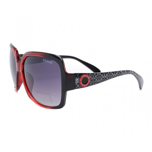 Coach Isis Black Sunglasses DLR