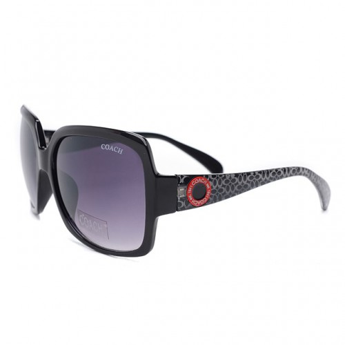 Coach Isis Black Sunglasses DLT