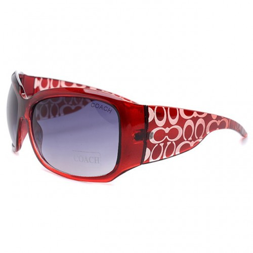 Coach Daylan Red Sunglasses DLU