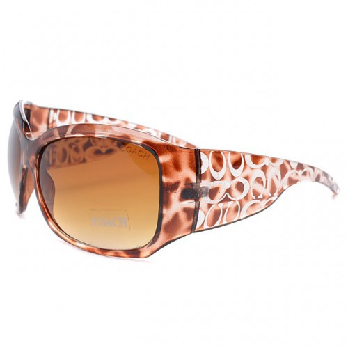 Coach Daylan Brown Sunglasses DLX